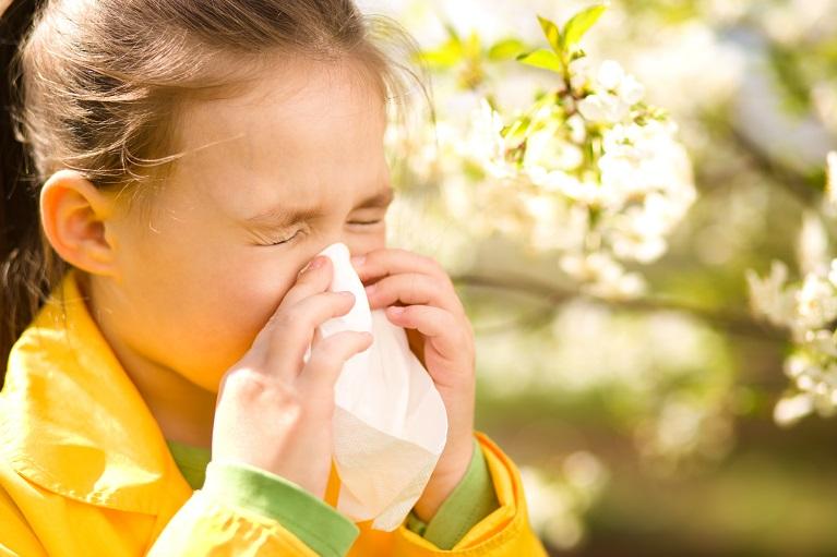 こどもの花粉症は増えているの?